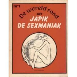 Japik de sexmaniak 03 1e druk 1973
