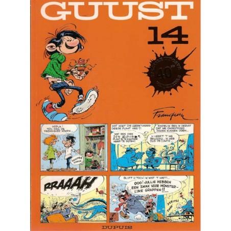 Guust Flater II 14 40ste verjaardag speciale uitgave met vignet 1996