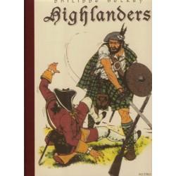 Delaby Luxe Kortverhalen 2 HC Highlanders 1e druk 2006