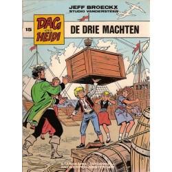 Dag en Heidi 15 De drie machten 1e druk 1986