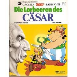 Asterix Taal Duits De Lorbeeren des Casar Duitstalig