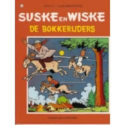 Suske & Wiske 136 De bokkenrijders