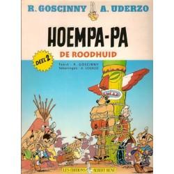 Hoempa-Pa 02 Zwaait de krijgsbijl / De piraten herdruk