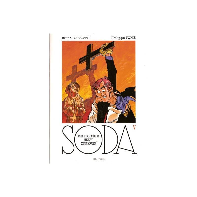 Soda  05 Elk klooster heeft zijn kruis