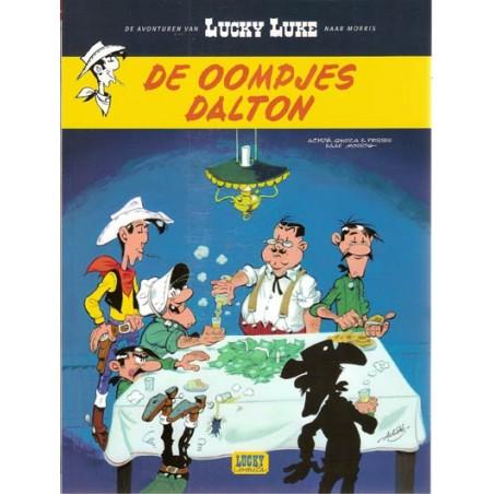 Lucky Luke  006 III De oompjes Dalton (naar Morris)