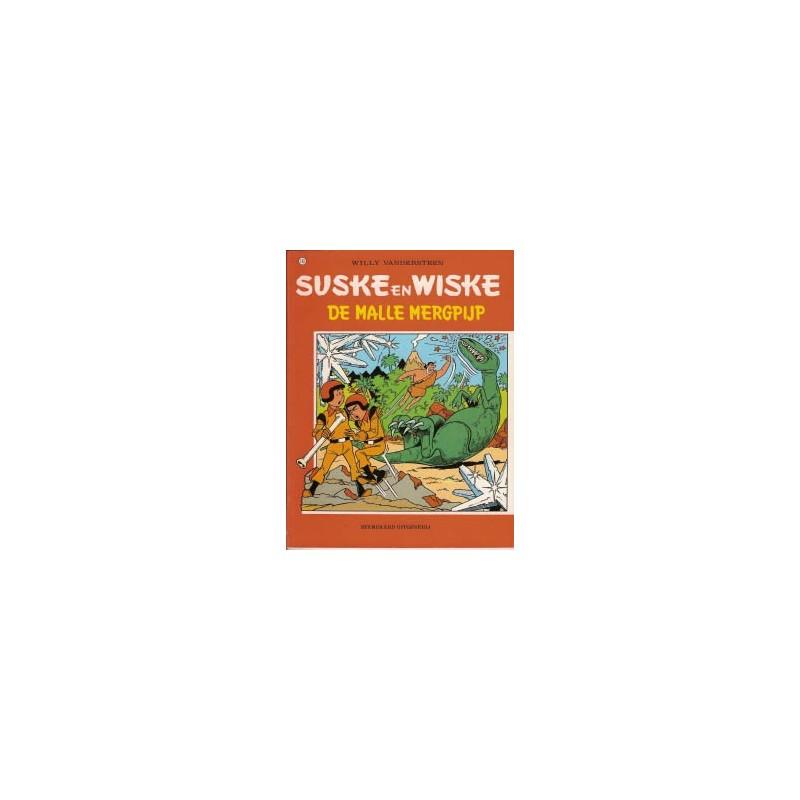 Suske & Wiske 143 De malle mergpijp