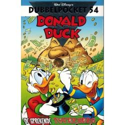 Donald Duck  Dubbelpocket 54 De sprekende toverberg