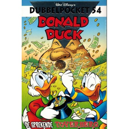 Donald Duck  Dubbel pocket 54 De sprekende toverberg