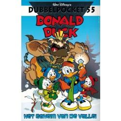 Donald Duck  Dubbelpocket 55 Het geheim van de vallei
