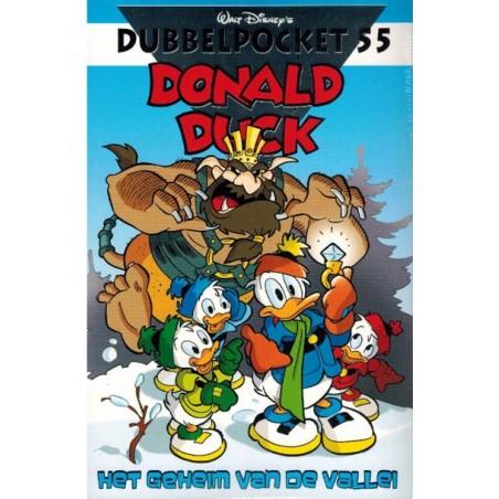 Donald Duck  Dubbel pocket 55 Het geheim van de vallei