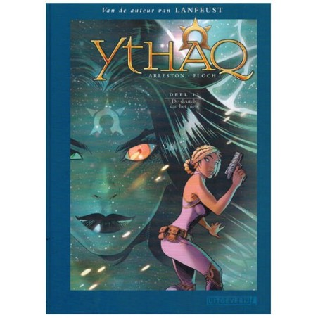 Ythaq HC 12 De sleutel van het niets1e druk 2015