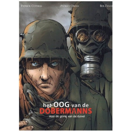 Oog van de Dobermanns 01 Voor de glorie van de duivel