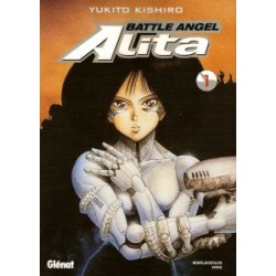 Battle Angel Alita set deel 1 t/m 9