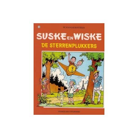 Suske & Wiske  Oorspronkelijk omslag* 146 De sterrenplukkers