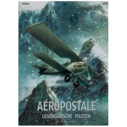 Aeropostale Legendarische piloten 01 HC Guilllaumet