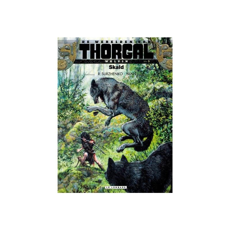 Thorgal  Werelden Wolvin HC 05 Skald