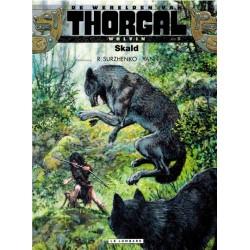 Thorgal  Werelden Wolvin 05 Skald