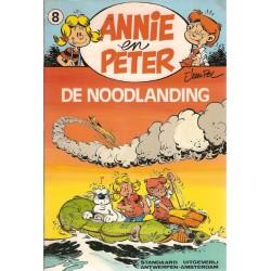 Annie en Peter 08 De noodlanding 1e druk 1984