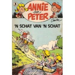 Annie en Peter 03 'n Schat van 'n schat 1e druk 1981