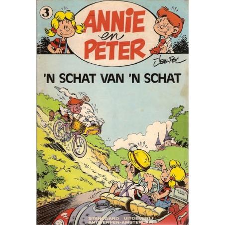 Annie en Peter 03% 'n Schat van 'n schat 1e druk 1981