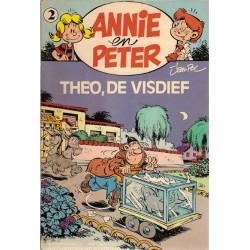 Annie en Peter 02 Theo, de visdief 1e druk 1981