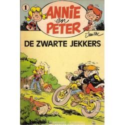 Annie en Peter 01 De zwarte jekkers 1e druk 1981