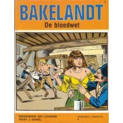 Bakelandt set deel 1 t/m 10 1e drukken* 1978-1980
