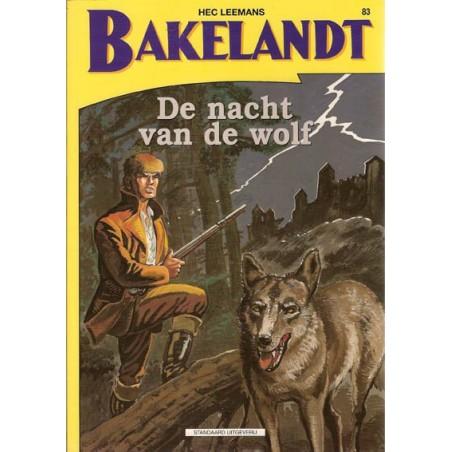 Bakelandt 83 De nacht van de wolf 1e druk 2002