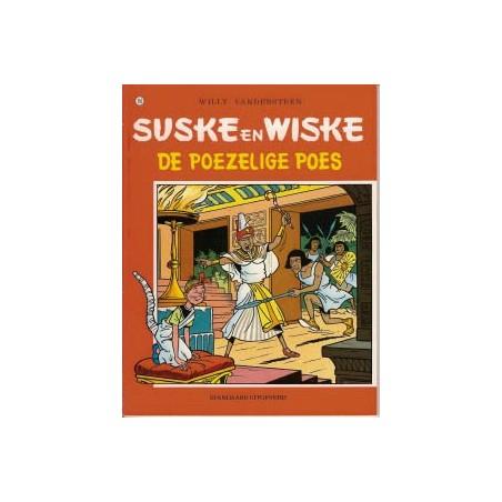 Suske & Wiske  155 De poezelige poes