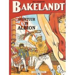 Bakelandt 35 Avontuur in Albion herdruk