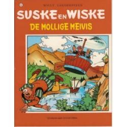 Suske & Wiske 157 De mollige meivis