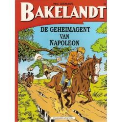 Bakelandt 33 De geheimagent van Napoleon herdruk