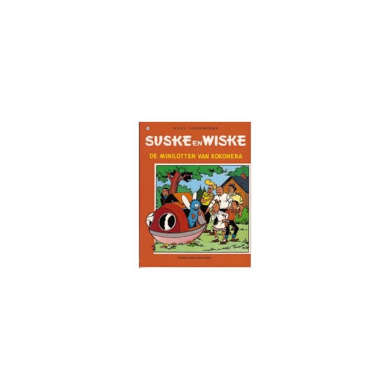 Suske & Wiske 159 De minilotten van Kokonera