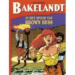 Bakelandt 17 In het spoor van Brown Bess herdruk
