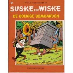 Suske & Wiske 160 De bokkige bombardon