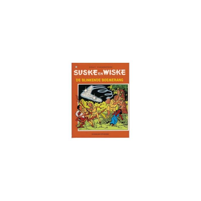 Suske & Wiske 161 De blinkende boemerang