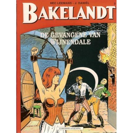 Bakelandt 03 De gevangene van Wijnendale herdruk