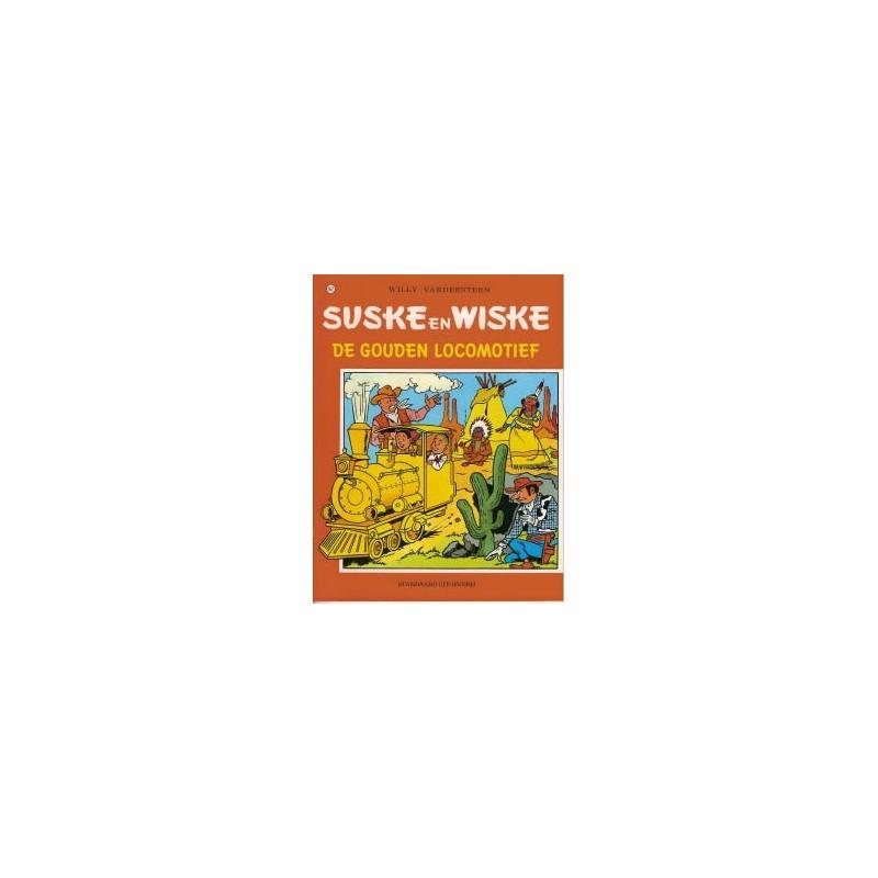 Suske & Wiske 162 De gouden locomotief