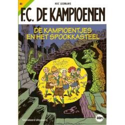 FC De Kampioenen 80 De Kampioentjes en het Spookkasteel
