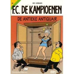 FC De Kampioenen 44 De antieke antiquair