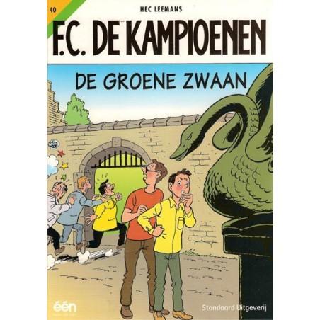FC De Kampioenen 40 De groene zwaan
