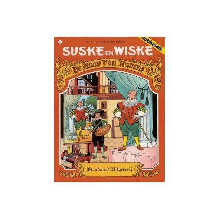 Suske & Wiske  Oorspronkelijk omslag* 164 De raap van Rubens
