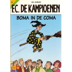 FC De Kampioenen 22 Boma in de coma