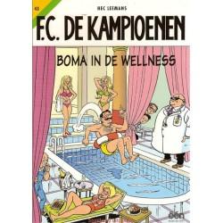 FC De Kampioenen 43 Boma in de wellness