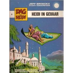 Dag & Heidi 02 Heidi in gevaar 1e druk 1980