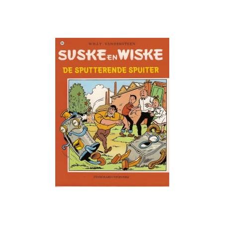 Suske & Wiske  165 De sputterende spuiter