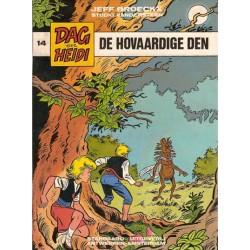 Dag & Heidi 14 De hovaardige den 1e druk 1985