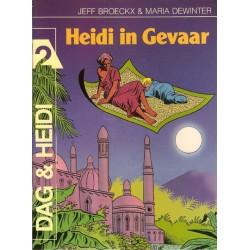 Dag & Heidi 02 Heidi in gevaar herdruk
