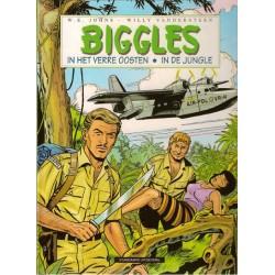 Biggles Standaard bundel HC In het verre Oosten / In de jungle 1995