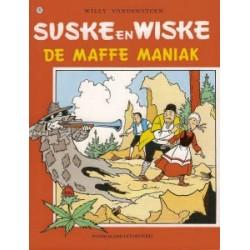 Suske & Wiske 166 De maffe maniak